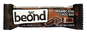 beond choc bar