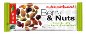 berry and nuts