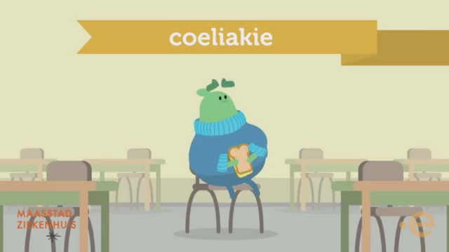 Wat is coeliakie?