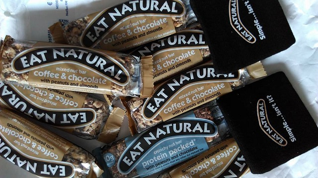 gewonnen pakket eat natural