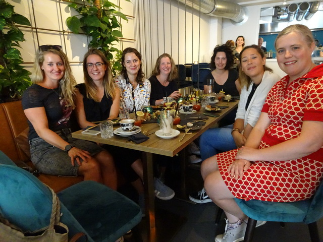 glutenvrije bloggers bij The Food Club